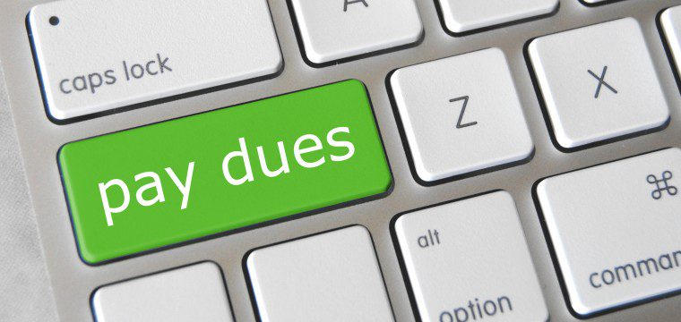 KofC Dues – ApplePay & Other Fees